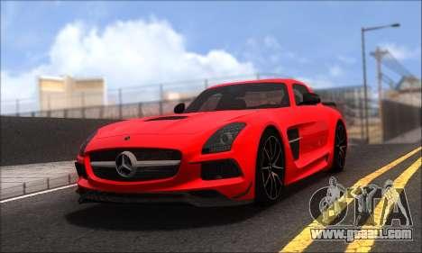 Jango ENBSeries v1.0 for GTA San Andreas fifth screenshot