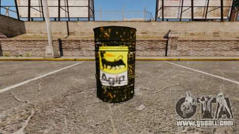 New coloring books for barrels for GTA 4 second screenshot