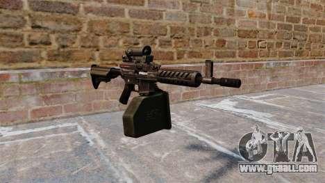 Ares Shrike 5.56 light machine gun for GTA 4