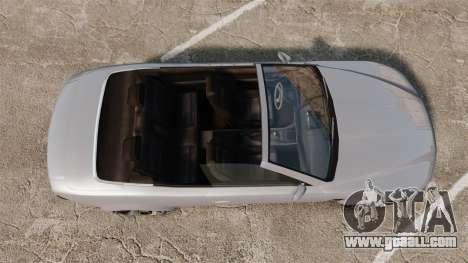 GTA V Lampadati Felon GT for GTA 4 right view