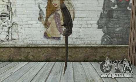 Spear for GTA San Andreas second screenshot