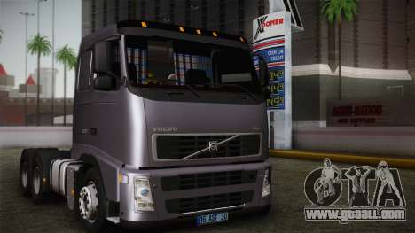 Volvo FH13 500 for GTA San Andreas
