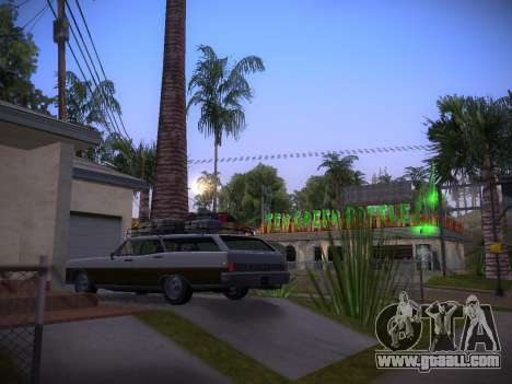 ENBSeries by Pablo Rosetti for GTA San Andreas second screenshot