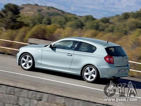 Boot screens BMW 116i for GTA 4 second screenshot