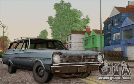 Plymouth Belvedere Station Wagon 1965 for GTA San Andreas