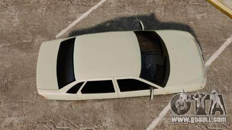 Vaz-2170 Lada Priora Luks for GTA 4 right view