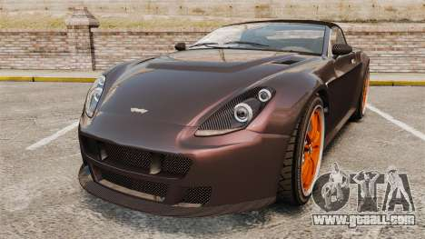 GTA V Dewbauchee Rapid GT for GTA 4