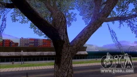 ENBSeries by egor585 V4 for GTA San Andreas eighth screenshot