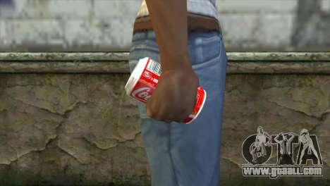 Explosive Coca Cola Dose for GTA San Andreas third screenshot