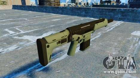 Assault rifle Grendel v2.0 for GTA 4 second screenshot