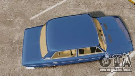VAZ-2103 Lada for GTA 4 right view