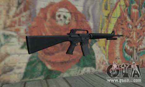 M16 from L4D for GTA San Andreas second screenshot
