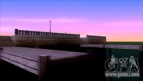 ENBSeries by egor585 V4 for GTA San Andreas seventh screenshot
