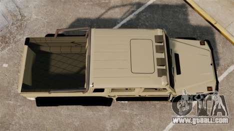Mercedes-Benz G63 AMG 6x6 for GTA 4 right view