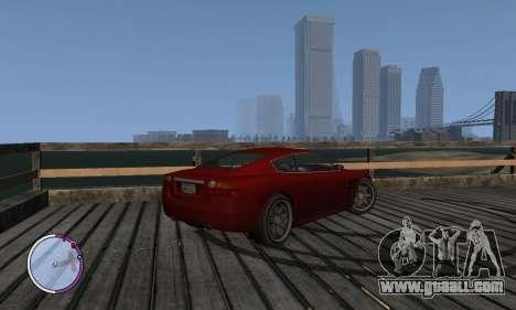 F620 из GTA 4 EFLC TBOGT for GTA 4 left view