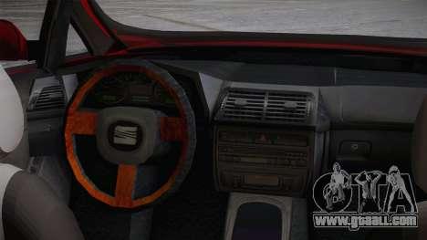 Seat Toledo 1.9TDi 2006 for GTA San Andreas right view