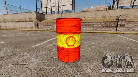New coloring books for barrels for GTA 4