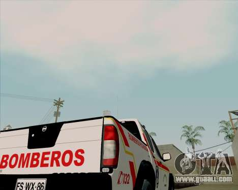 Nissan Terrano for GTA San Andreas side view