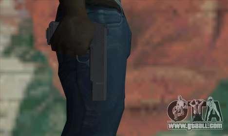 Dacian Falx for GTA San Andreas third screenshot