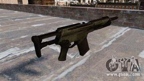 Assault rifle Crysis 2 v2.0 for GTA 4 second screenshot