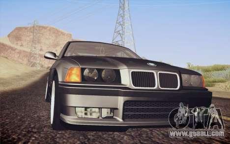 BMW M3 E36 Angle Killer for GTA San Andreas