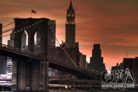 Loading screens, New York for GTA 4 forth screenshot