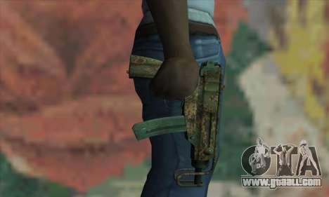 Scorpion VZ61 for GTA San Andreas third screenshot