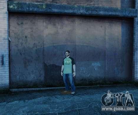 Laser point v2.0 for GTA 4 second screenshot