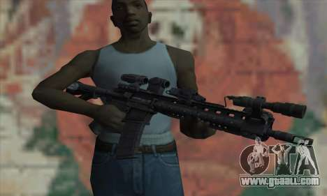 Warfighter-Larue OBR of Medal of Honor for GTA San Andreas third screenshot