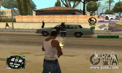 HUD Races for GTA San Andreas third screenshot