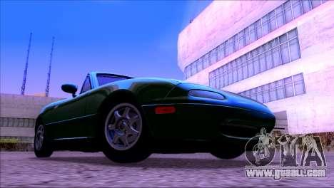 ENBSeries by egor585 V4 for GTA San Andreas forth screenshot