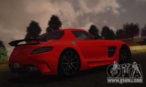 Jango ENBSeries v1.0 for GTA San Andreas third screenshot