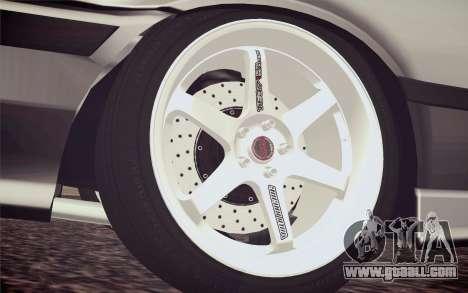 BMW M3 E36 Angle Killer for GTA San Andreas back left view