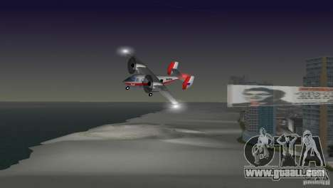 The an-28 for GTA Vice City