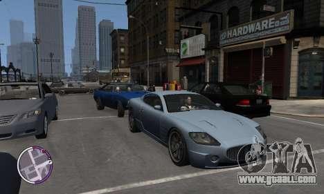 F620 из GTA 4 EFLC TBOGT for GTA 4 back view