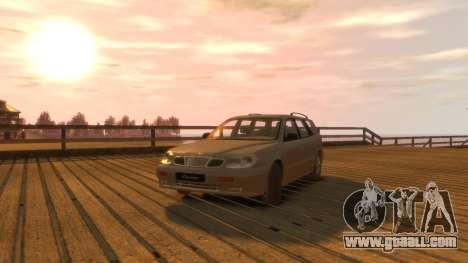 Daewoo Leganza Wagon for GTA 4
