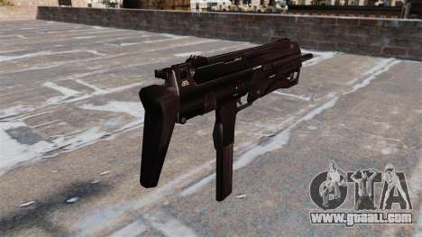 SMG submachine gun for GTA 4 second screenshot