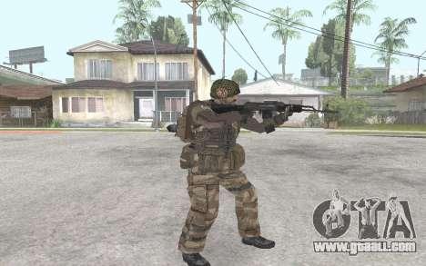 AK-101 for GTA San Andreas second screenshot