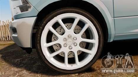Dodge Ram 3500 Heavy Duty for GTA 4 back view