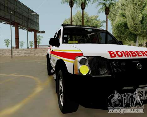 Nissan Terrano for GTA San Andreas right view