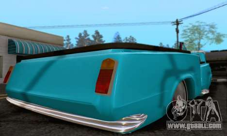 Trailer for Vaz 2102 for GTA San Andreas