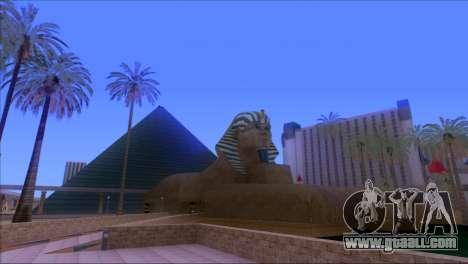 ENBSeries by egor585 V4 for GTA San Andreas eleventh screenshot