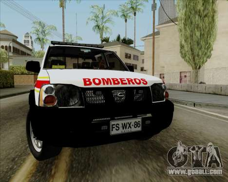 Nissan Terrano for GTA San Andreas