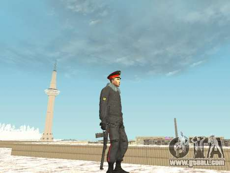 Pack of Russian small arms for GTA San Andreas third screenshot