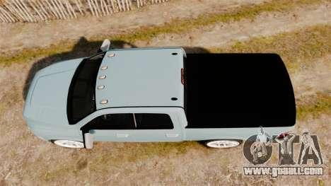 Dodge Ram 3500 Heavy Duty for GTA 4 right view