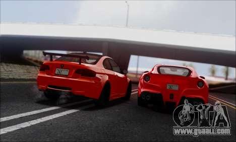 Jango ENBSeries v1.0 for GTA San Andreas forth screenshot