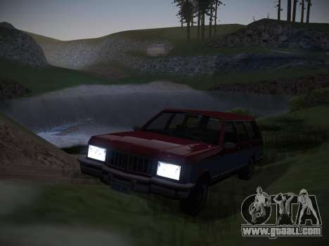 ENBSeries by Pablo Rosetti for GTA San Andreas third screenshot