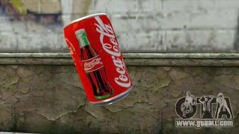 Explosive Coca Cola Dose for GTA San Andreas