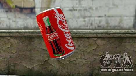 Explosive Coca Cola Dose for GTA San Andreas