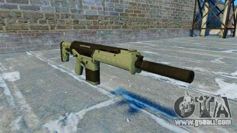 Assault rifle Grendel v2.0 for GTA 4